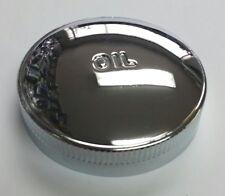 CHROME OIL TANK CAP 37-73 HARLEY 45 SERVICAR G SOLO W WL WLA WLC WLD HD 61104-37