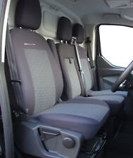 Made to measure seat covers for Ford Transit Custom  2018  (PATTERN 1)