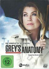 Grey's ( Greys ) Anatomy - Season/ Staffel zwölf - Neu & OVP 12