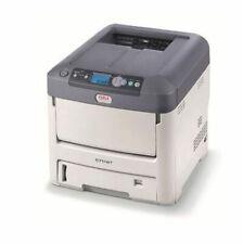 More details for oki laser printer a4 pro7411wt white toner printer,