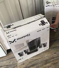 New listing 1500 W Morentz Audio Mz-7 Platinum Series 5.1 Hd Home Theater System Hdtv Mp4