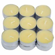 Beeswax Vanilla Round Candles & Tea Lights