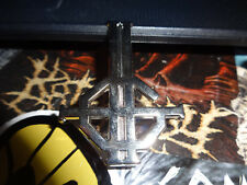 Ghost Pin Badge Black-Stoner-Heavy Metal Black Sabbath