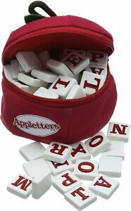 Appletters by Bananagrams Game Apple Letter family night party tiles
