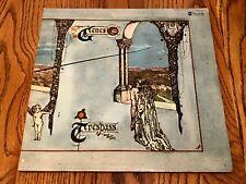GENESIS ~ TRESPASSESS ~ ORIGINAL LP ~ 1971