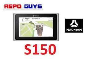 Navman S150 GPS : FAULTY