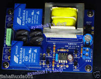 AC220V Power Supply Time Delay Soft Start Protection Board Kit Class A amplifier