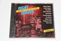 Night Moves Vol. 4 by Various Artists CD Best of the 80s & 90s Jazz NEW Sealed