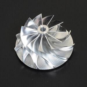 Turbo Billet Compressor Wheel For Garrett GTX4202R 75.8/102.3mm Trim55 11 Blades