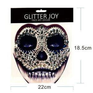 "GLITTER JOY :  Face Gems Jewels.""ISLEEN DREAMING """