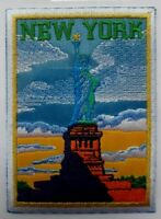 USA Patch Souvenir Statue Of Liberty New York Collectible Patch
