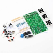 6 Bits C51 Electronic Clock Suite Electronic DIY Kits WT Training Kit Clock kit