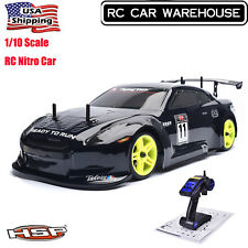HSP Rc Drift Car 4wd 1/10 Scale Models On Road Racing Nitro Gas Power Touring US