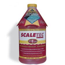 EasyCare 20064 Scaletec Plus Descaler and Stain Remover, 64 oz.