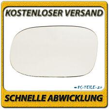 Spiegelglas für CHRYSLER VOYAGER IV EU 2001-2007 links Fahrerseite konvex