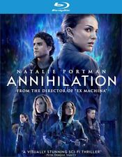 Annihilation (Blu-ray Disc ONLY, 2018)