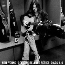 NEIL YOUNG - OFFICIAL RELEASE SERIES DISCS1-4 4 CD CLASSIC ROCK POP NEW+