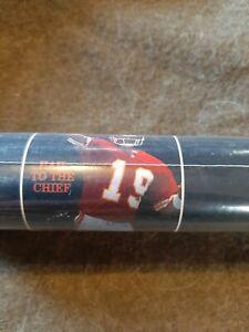 RARE 1993 Joe Montana SI Hail To The Chief 23x35 Poster Kansas City Sealed