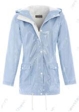 Cappotti e giacche da donna blu con bottone, taglia 40