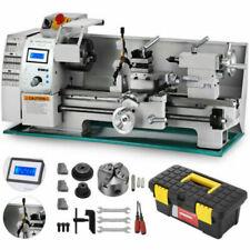 "New listing 8"" x 16"" Mini Metal Lathe 750W Variable-Speed Dc Motor 50-2500Rpm Metalworking"