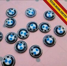 2X EMBLEMA LOGO PEGATINA  PARA LLAVE BMW 11 MM  MANDO LLAVE KEY