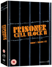 Prisoner Cell Block H: Volume 1 - Episodes 1-32 DVD (2008) Kerry Armstrong