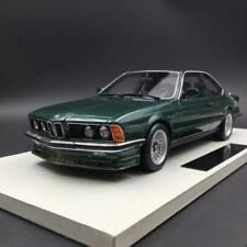 BMW ALPINA B7 S TURBO COUPE E24 1985 GREEN SERIE 6 LS-COLLECTIBLES LS029B 1/18