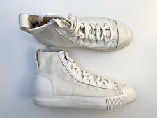G-Star Raw Scuba Weiss Retro Herren High top Fashion Sneaker Neu