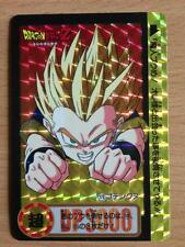 Carte Dragon Ball Z DBZ Carddass Hondan Part 21 #173 Prisme 1994 MADE IN JAPAN