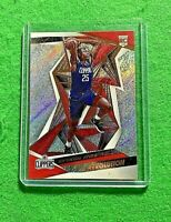 MFIONDU KABENGELE PRIZM ROOKIE CARD JERSEY #25 CLIPPERS RC 2019-20 REVOLUTION RC