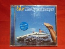 BLUR - THE GREAT ESCAPE CD 1995 VERY GOOD CONDITION