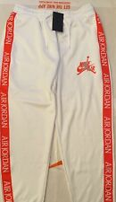 Nike Air Jordan Jumpman Clásicos Hombres Pantalones tricot nuevo con etiquetas talla L