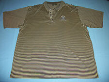 2003 U.S. OPEN OLYMPIA FIELDS Bobby Jones Collection Golf Shirt XL Polo S/S EUC