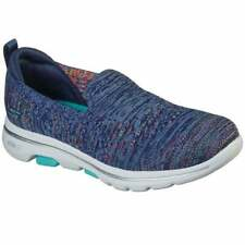 Skechers GOWalk 5 Mirage Womens Slip On Sports Shoes