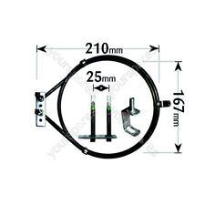 HOTPOINT CREDA Cannon Ventilateur Four Cuisinière Element ELE3798