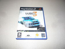 WRC 3 : OFFICAL GAME OF THE FIA WORLD RALLY CHAMPIONSHIP SONY PLAYSTATION 2 PS2