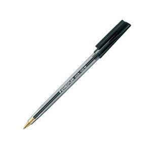 Staedtler Stick 430 Medium Tip Ballpoint Pens Colours Blue Black Work Office