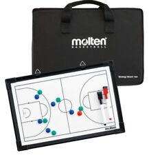 New MOLTEN Basketball Coaching Board Foldable Coach Dry Erase Pen Magnet SB0050
