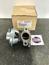 GENUINE HOLDEN RODEO ISUZU D MAX  3 LTR 4JH1 EGR VALVE EXHAUST GAS RETURN