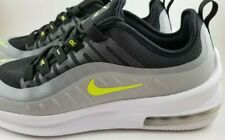 Nike Air Max Axis Mens Shoes Size 9 Black/Volt-Wolf Grey NEW