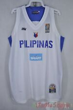 PHILIPPINES TEAM SHIRT  Basketball World Cup SPAIN 2014  SIZE S