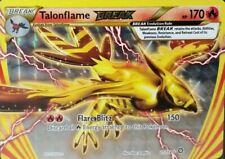 Talonflame BREAK Ultra Rare NM Steam Siege 21/114 Pokemon TCG