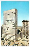 1960s First National Bank Building, Minneapolis, MN Postcard