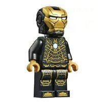 LEGO Iron Man Mark 41 Armor Minifigure sh567 From Super Heroes set 76125