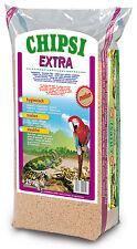 Chipsi Extra Medium 15kg Buchenholz-Granulat Bodensubstrat Reptilien Nager Vögel