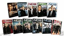 Navy CIS TV Serie komplette Staffel 1-11 (1 2 3 4 5 6 7 8 9 10 & 11) NEU 65-Disc Set