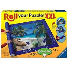 Roll Your Puzzle! XXL. Puzzle Mat Made for Puzzles from 1000-3000 Pieces