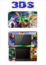 VINILO PIEL PEGATINA PARA NINTENDO 3DS REF 192 LEGO MARVEL