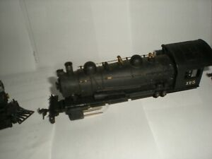 Recently I bought Some HO train Cast locos,Tender & Parts
