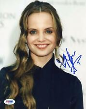 Mena Suvari American Beauty Signed Authentic 8X10 Photo Psa/Dna #M42234